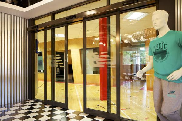 The imposing Appleton House in Warrington has seen both its interior transformed as well as a pair of automatic sliding doors from Geze UK. & Alright Geze - Winning Formula for Canteen Entrance | News | TWinFM