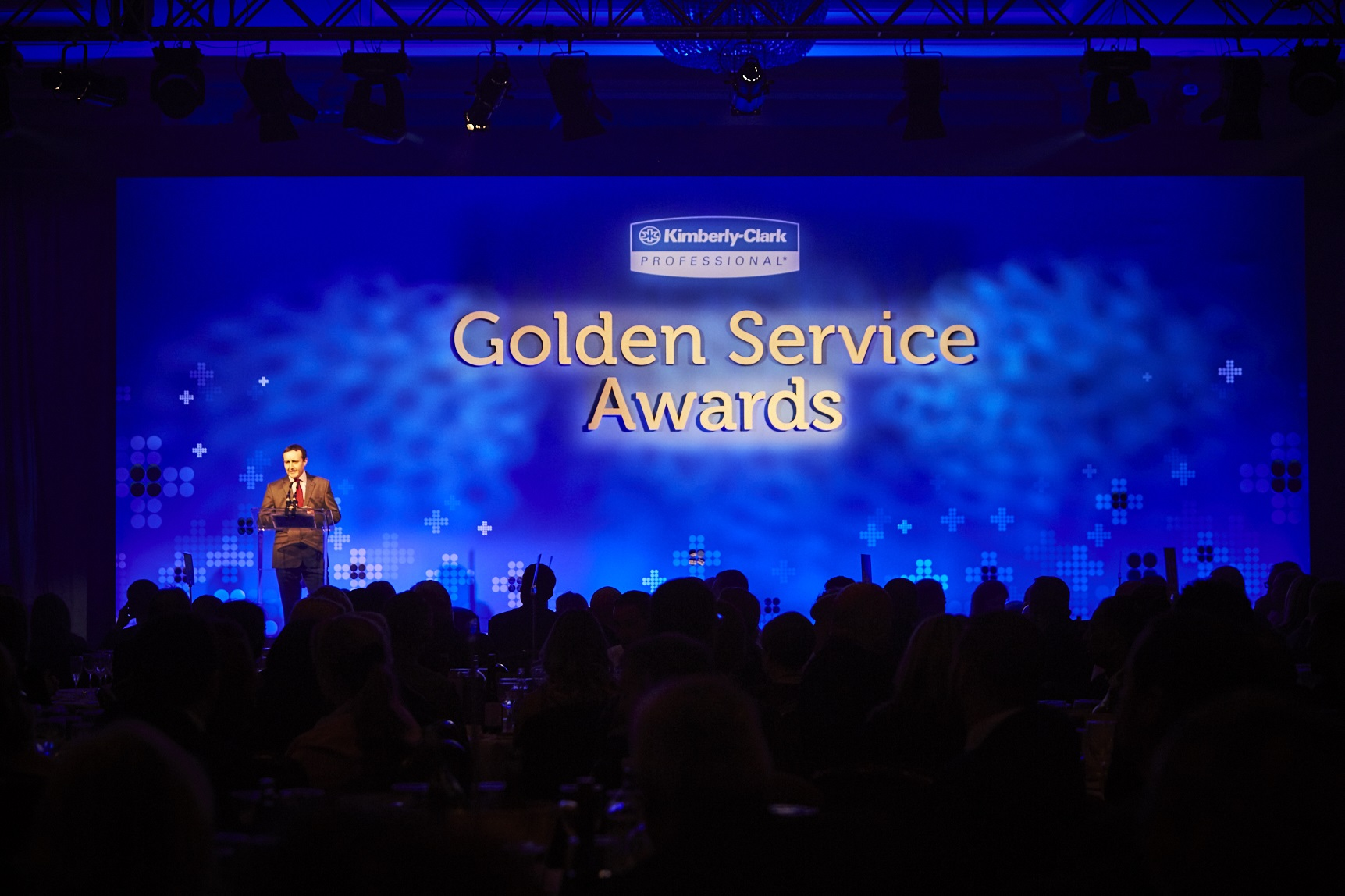 The Golden Service Awards March 2018