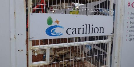 Carillion board slammed over