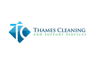 Thames Cleaning Logo