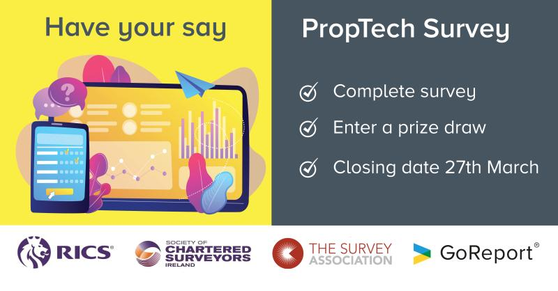 GoReport PropTech Survey
