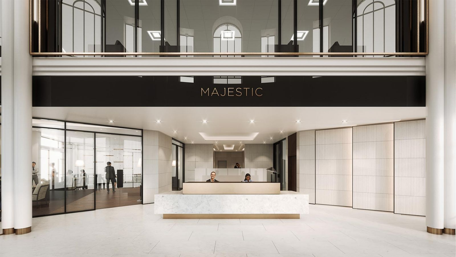 Majestic Foyer