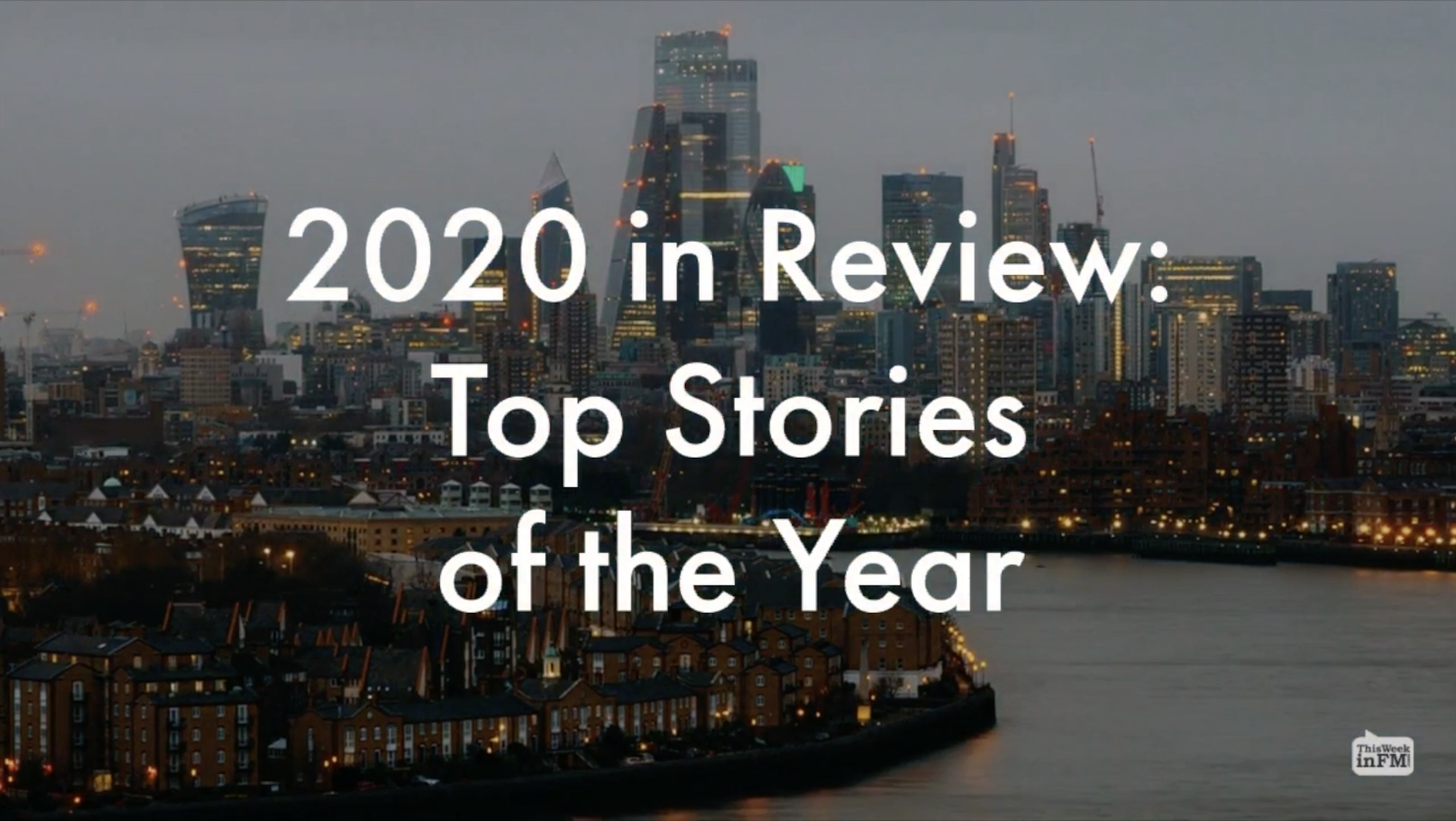 2020 in Review – Top Stories of the Year