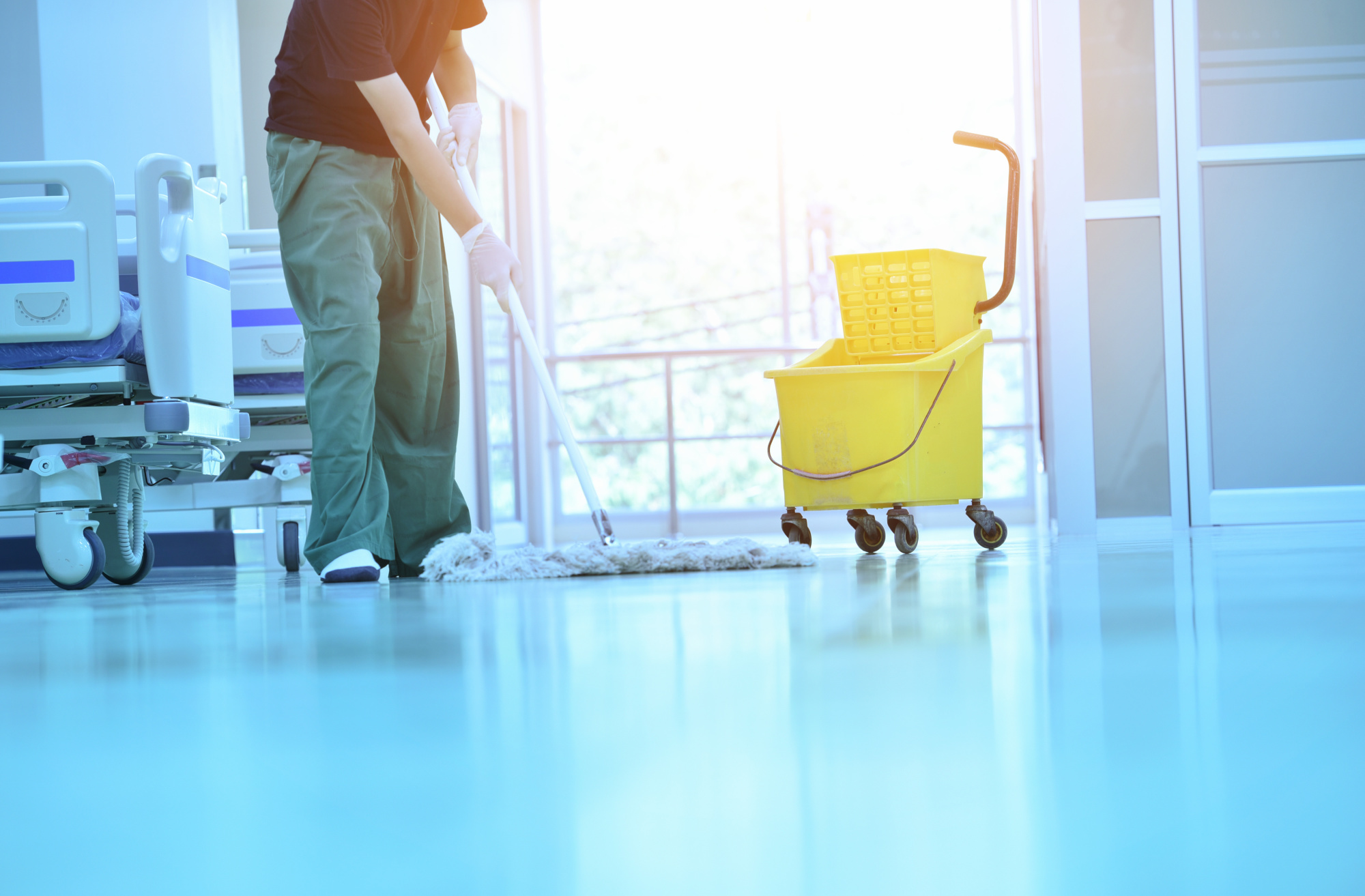 BCC appeals that Cleaning staff must be considered as 'critical or key workers'