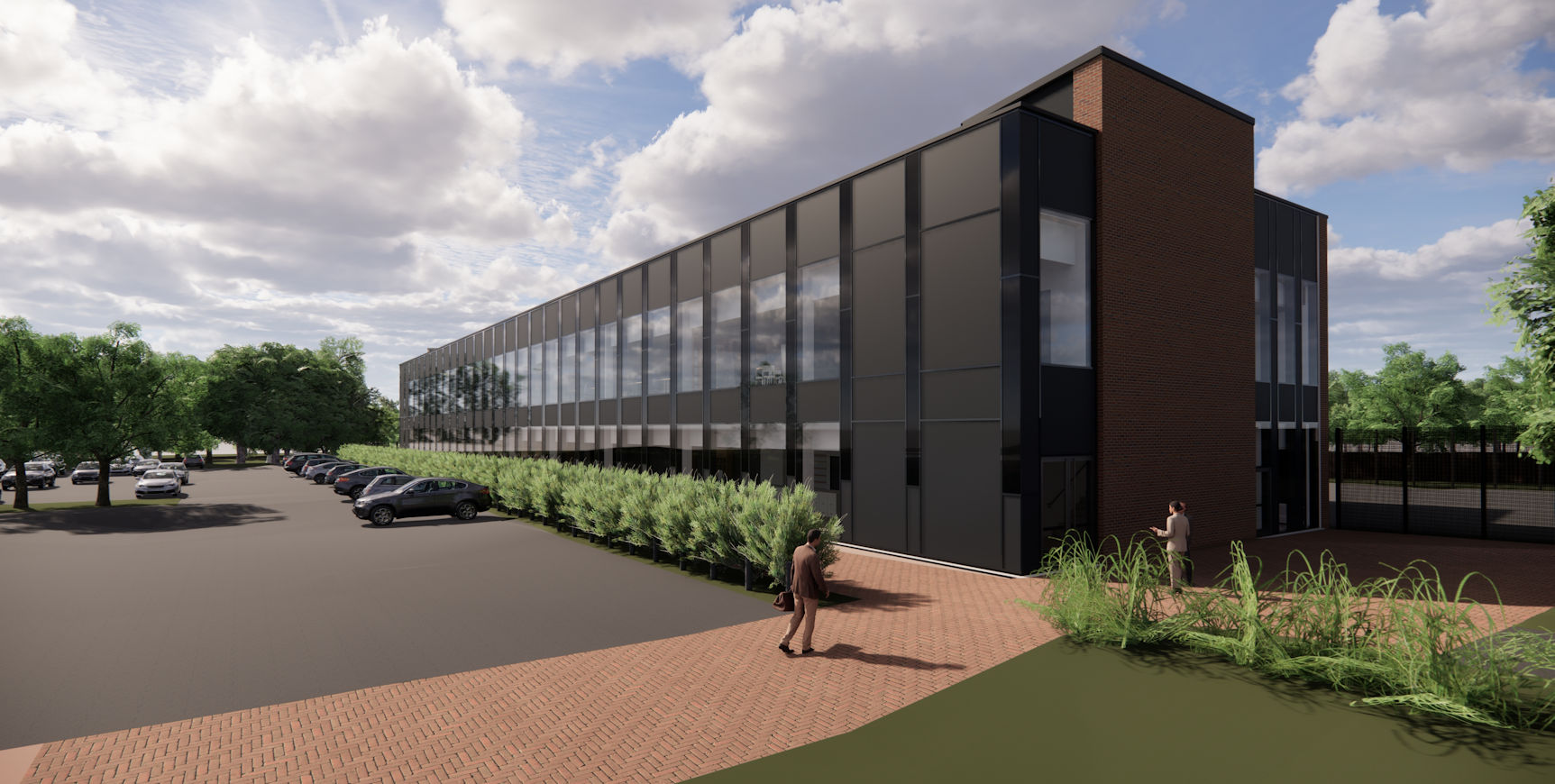 Willmott Dixon to deliver £18m Custody Suite for Bedfordshire Police