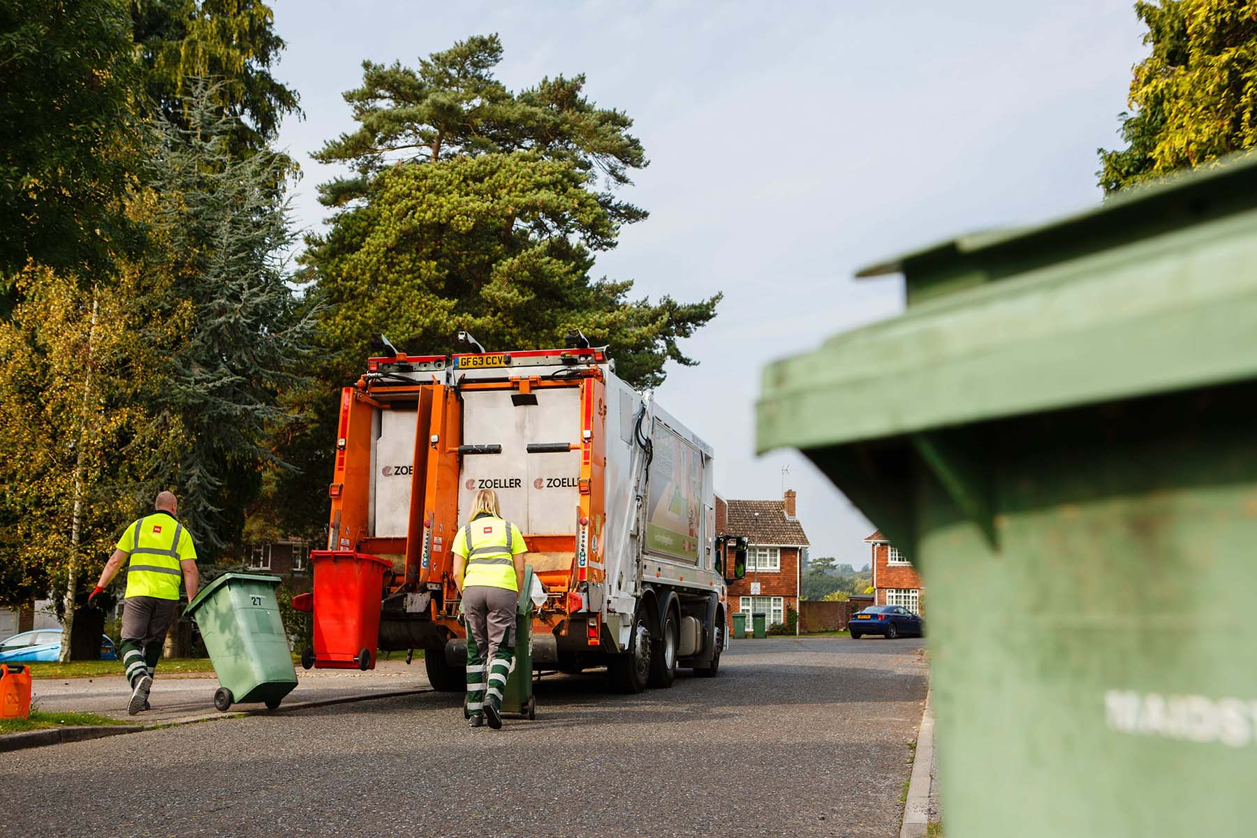 Biffa has been found guilty of attempting to export household waste to China