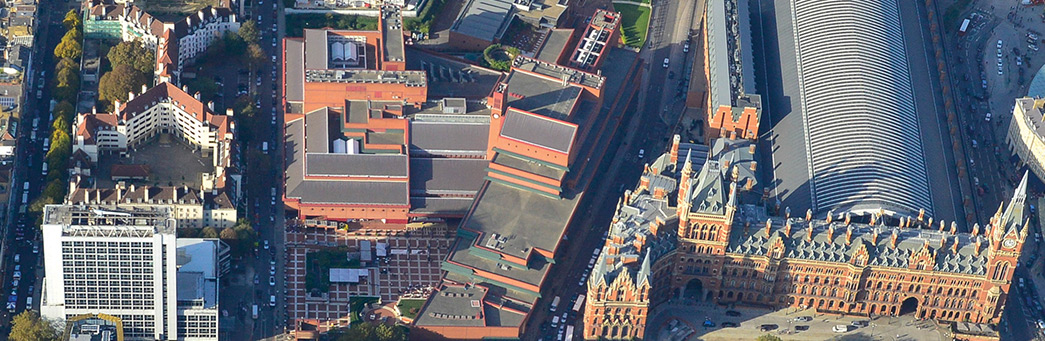 British Library Extension to Include Commercial Office Space
