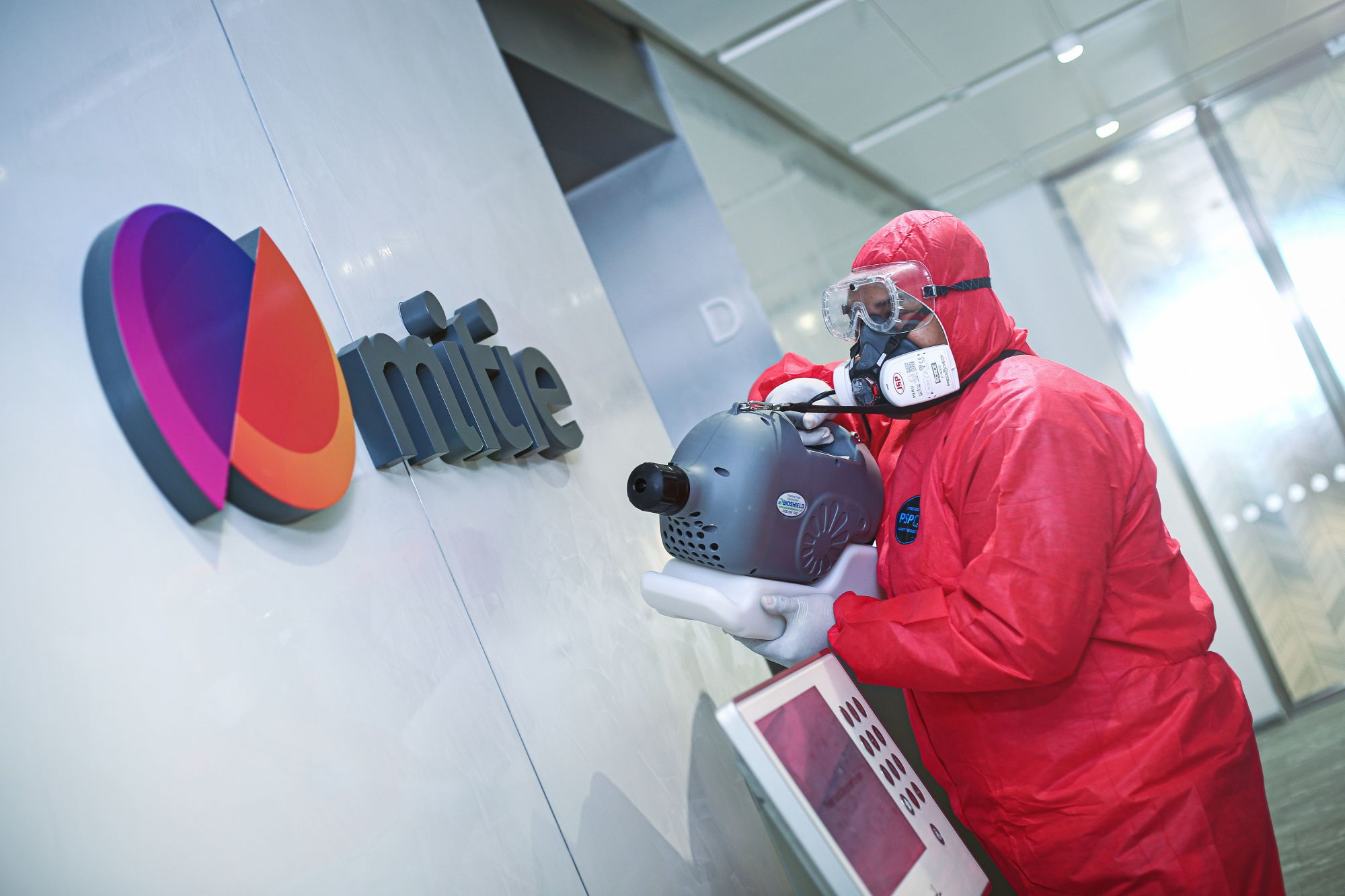 Mitie Says New Cleaning Product Is Proven To Combat COVID-19 On Surfaces