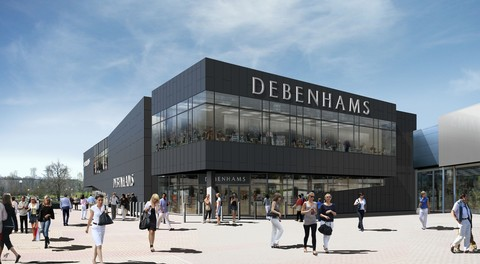 Debenhams Stevenage