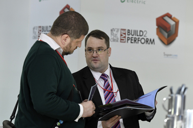 Delegates flocked to the Build2Perform Live event to be staged by CIBSE