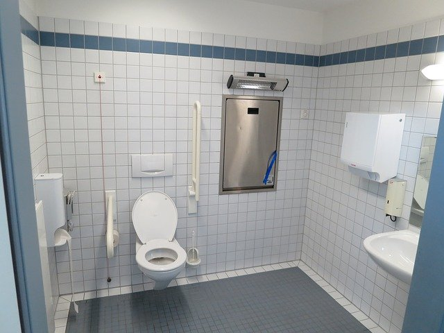 Changing Places Toilets Compulsory in new Public Buildings
