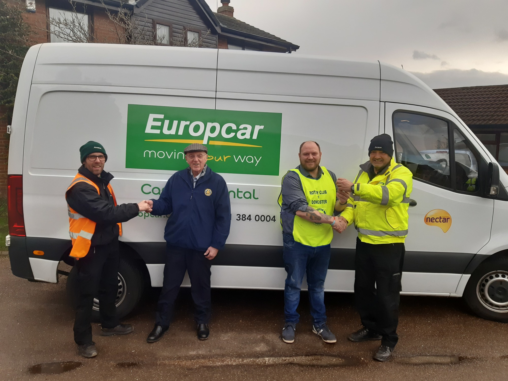 Europcar Mobility Group Assists In Sheffield Flood Recovery