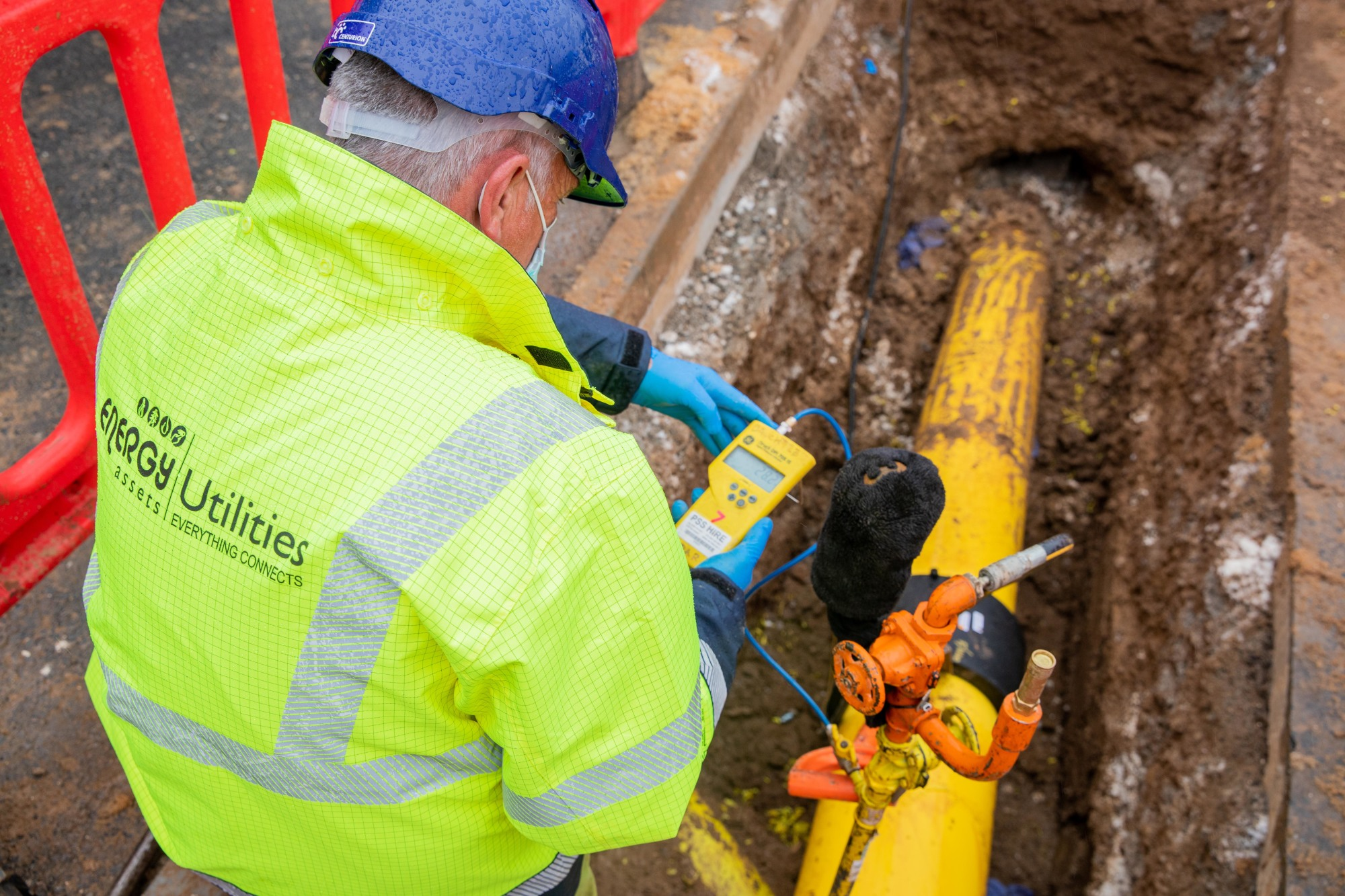 Gas Network Constructed During Lockdown for Liverpool Regeneration Scheme