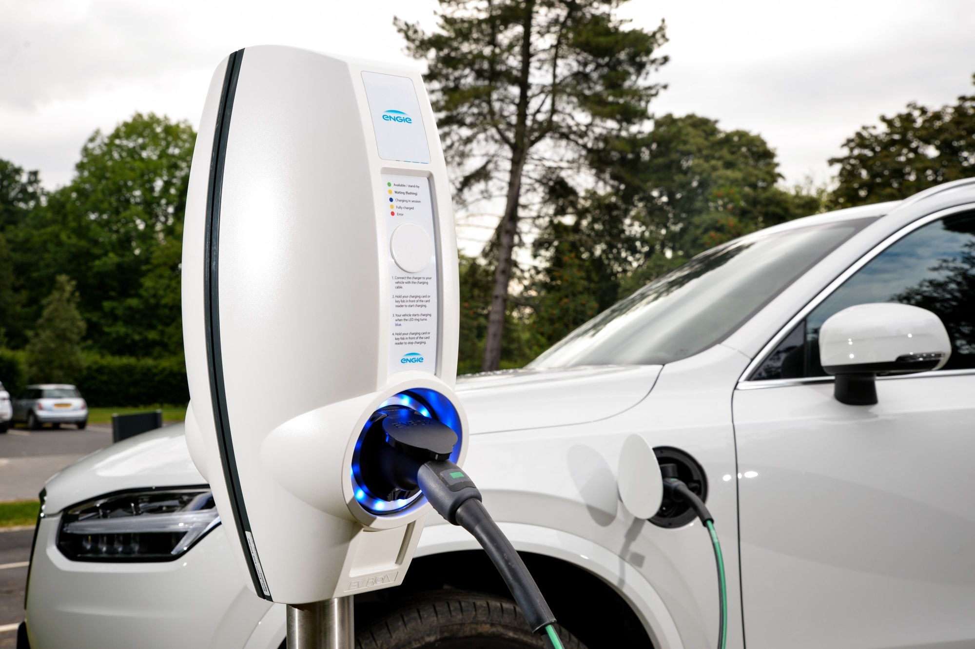 ENGIE will install 88 rapid electric vehicle charging points in West Yorkshire
