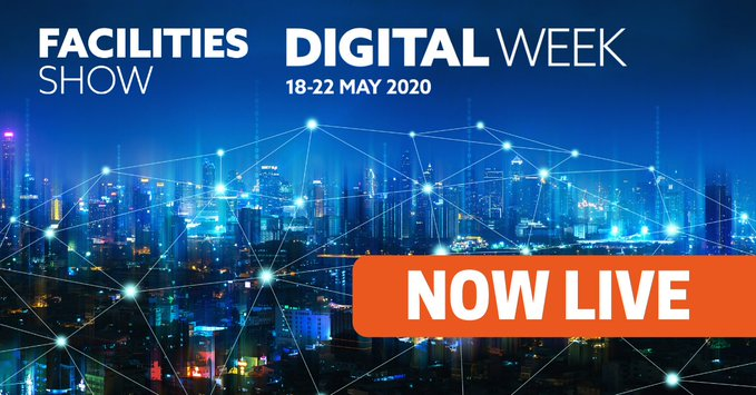 Facilities Show Digital Week – Keeping FM Connected