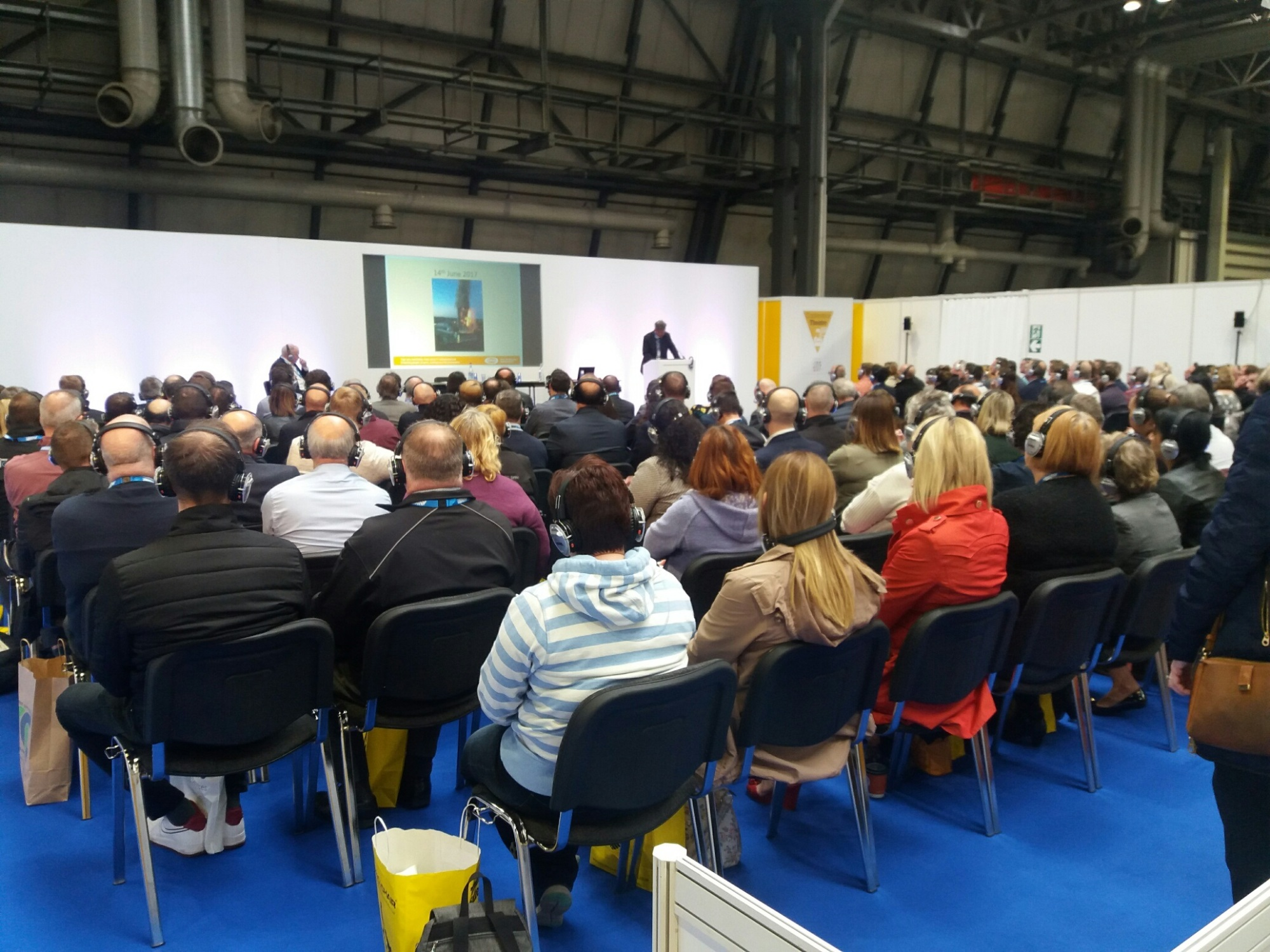 The Health & Safety Event conference theatre