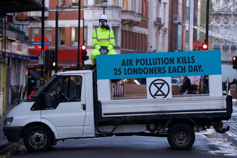 Gareth Morris, courtesy Extinction Rebellion 2