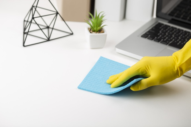 Hygiene Anxiety – 44 Per Cent Of Workers Are Worried About Office Cleanliness