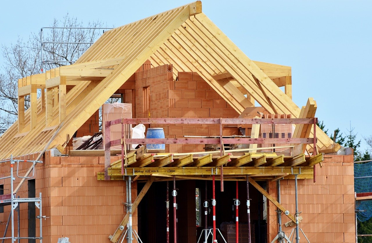 Housebuilding rates failing to meet government targets