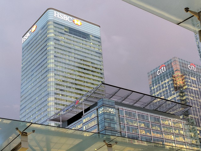 HSBC to Cut 40% of Office Space