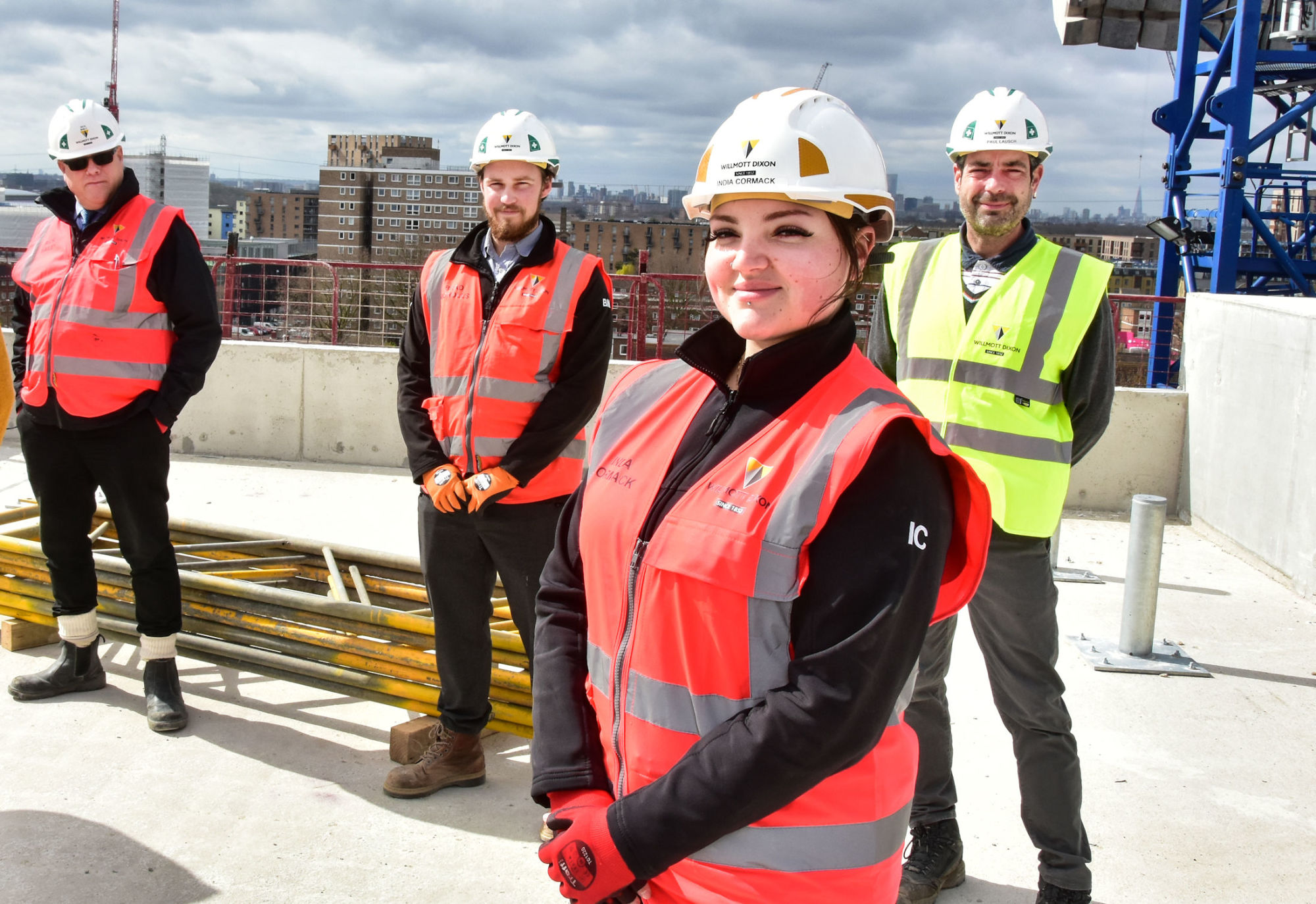 Willmott Dixon Named as Top Employer for Women