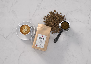 Jacobs Douwe Egberts has launched premium bean brand, White Ox to workplace caterers and office buyers