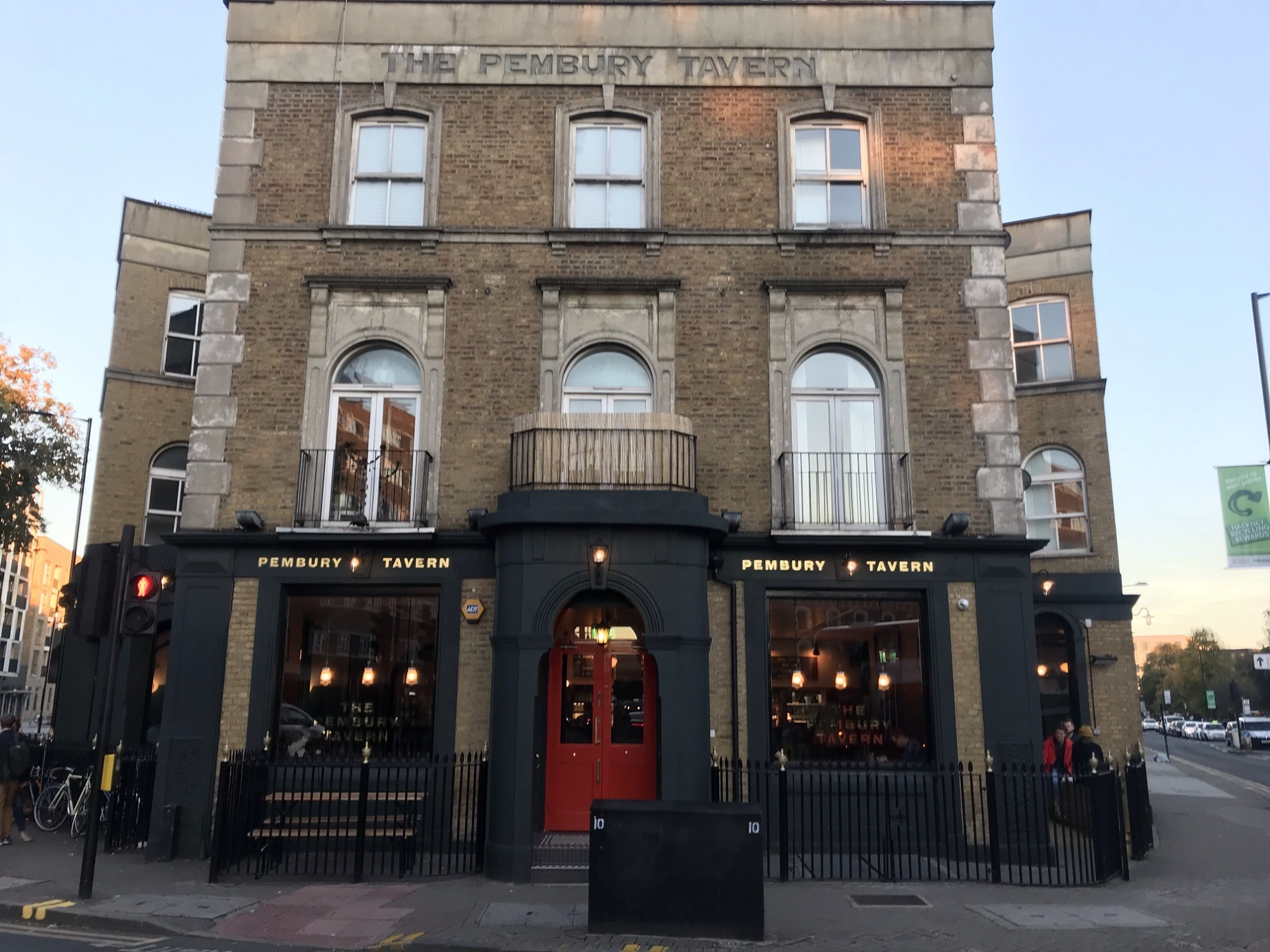 The Pembury Tavern in Hackney