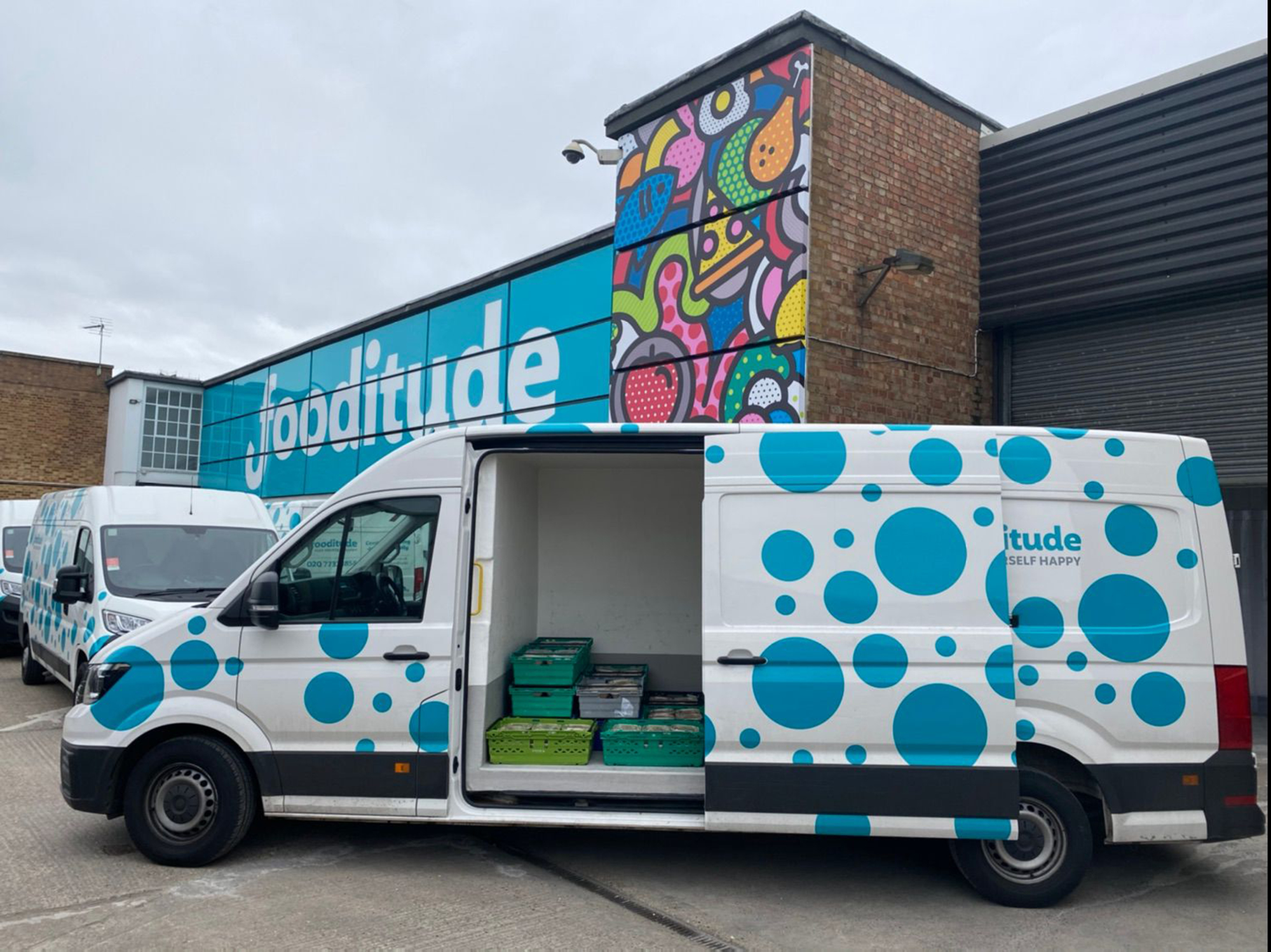 Fooditude Reopens Kitchen To Serve Those Most In Need During COVID-19