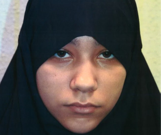 Safaa Boular one of the daughters convicted in a London terrorist plot