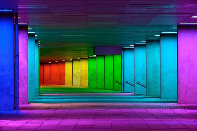 Queering Public Space – Inclusive Design for the Built Environment