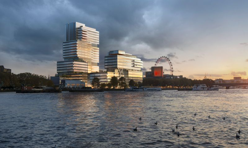 ITV Studios South Bank Site to be Redeveloped