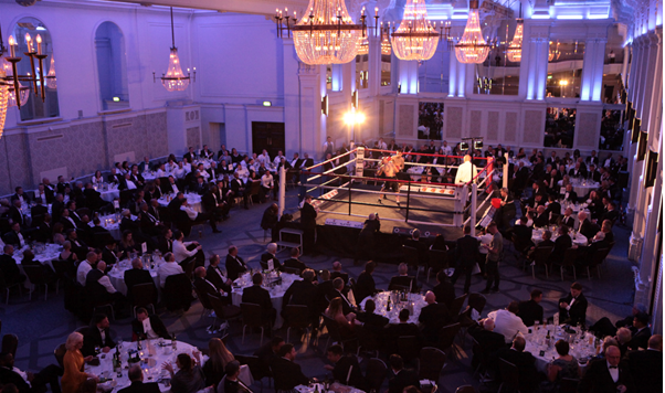 The Connaught Rooms