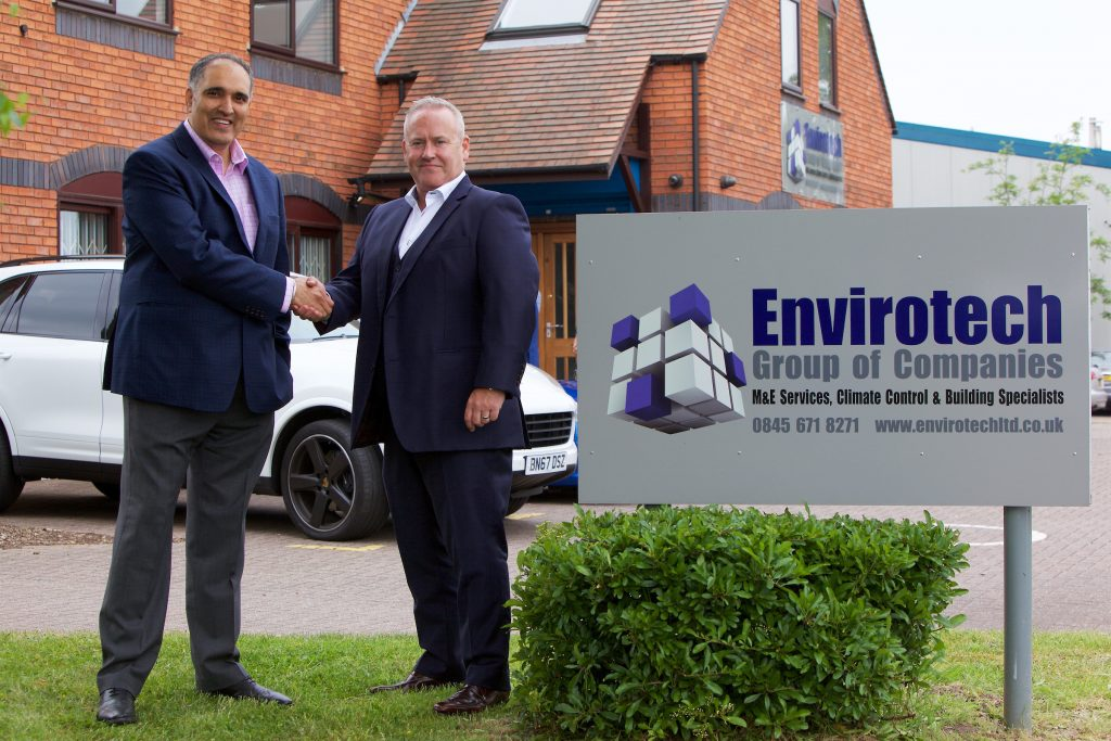 The Envirotech Group has launched a new FM business
