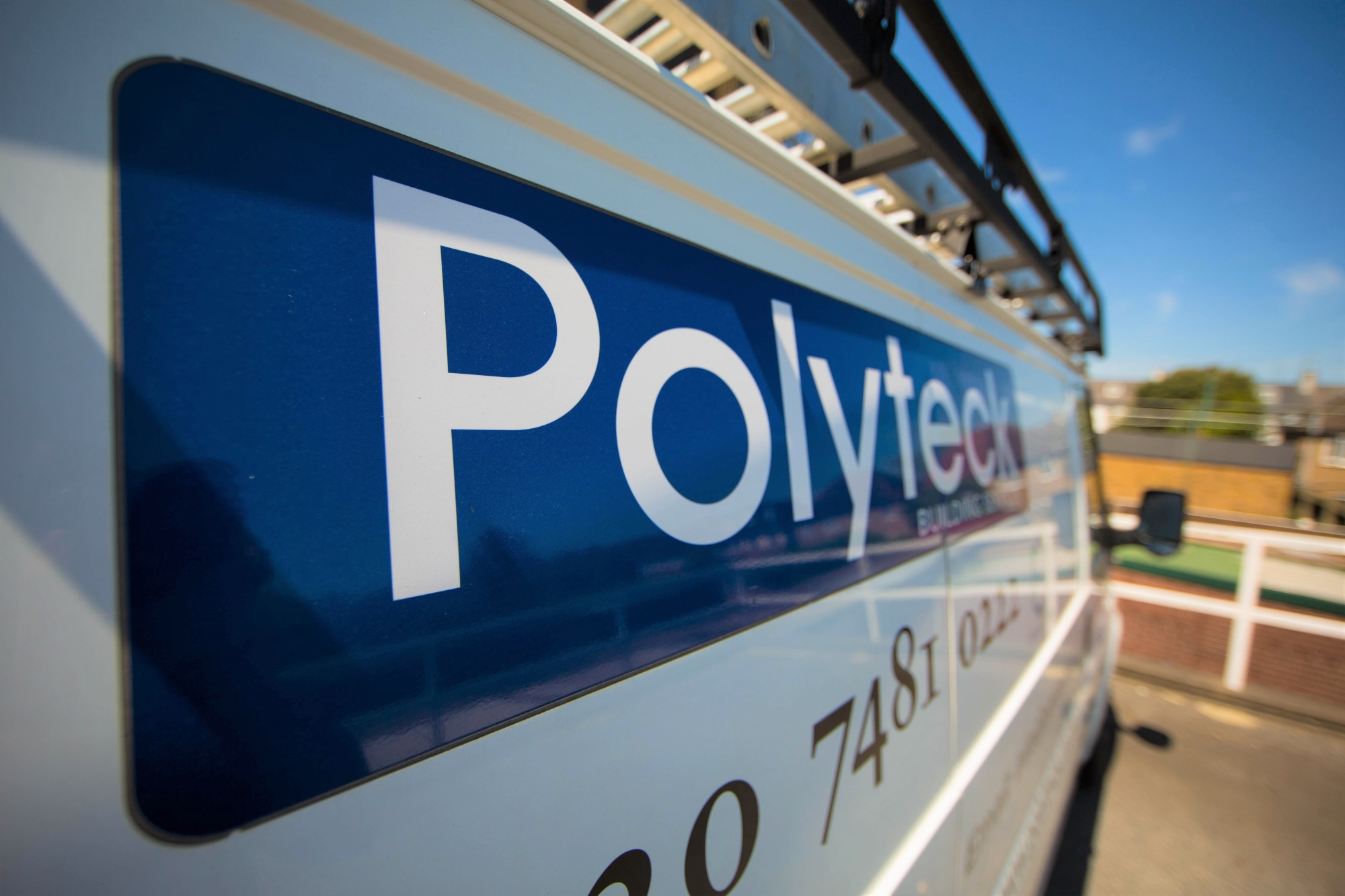 The Polyteck Group is both a construction and facilities management business.