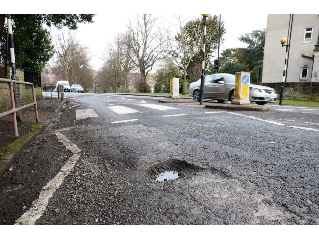 The RAC has seen a second quarter of pothole breakdowns hit a three year high