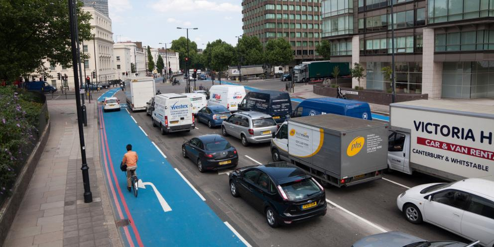 The world's first 24 hour Ultra Low Emission Zone covering central London