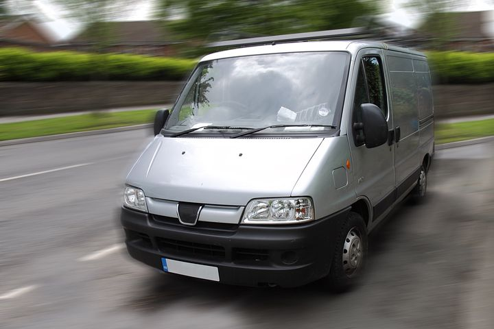 Van drivers in Oldham are paying the highest premiums for comprehensive insurance in the UK.