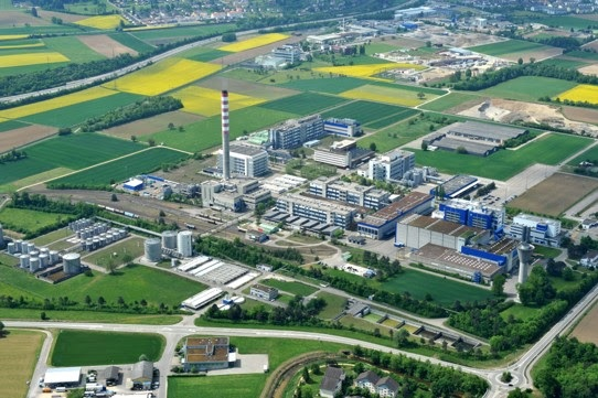 Global vitamin producer Royal DSM's Swiss facility has a new biomass heat and power plant