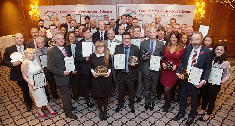 Winners at the 2017 National Company and Supplier Award