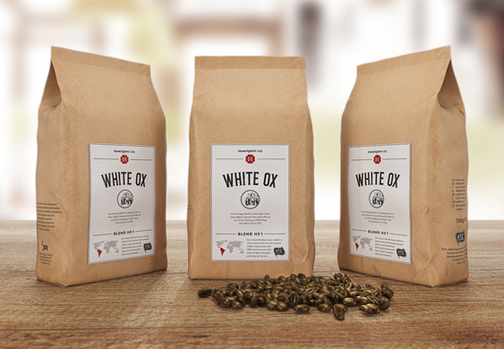 Douwe Egberts Launches Premium Bean Brand, White Ox