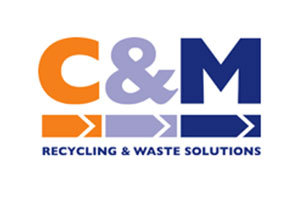 C & M Waste Management Logo