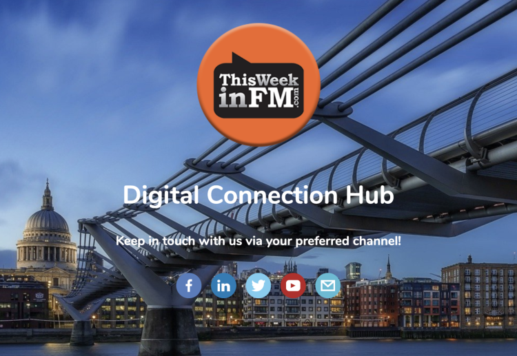 Check Out The Digital Connection Hub