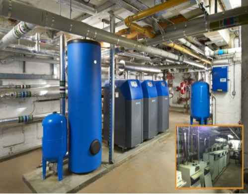 Hamworthy Heating - Refurb or Replace? What To Consider When Upgrading Your Plant Room