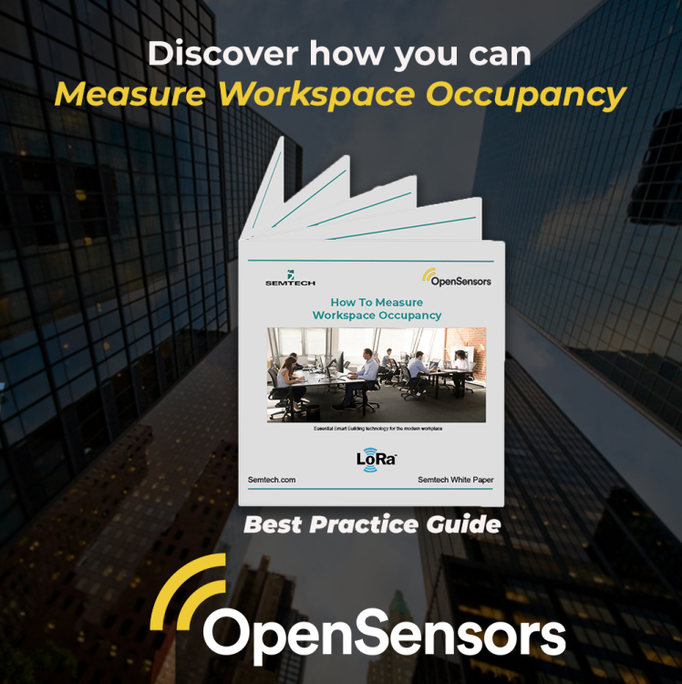 Best Practice In Using Sensors To Measure Workspace Occupancy
